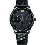 montre multifonction homme Tommy Hilfiger Damon THW1791420