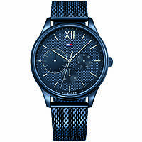 montre multifonction homme Tommy Hilfiger Damon THW1791421