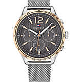 montre multifonction homme Tommy Hilfiger Gavin THW1791466