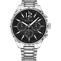 montre multifonction homme Tommy Hilfiger Gavin THW1791469