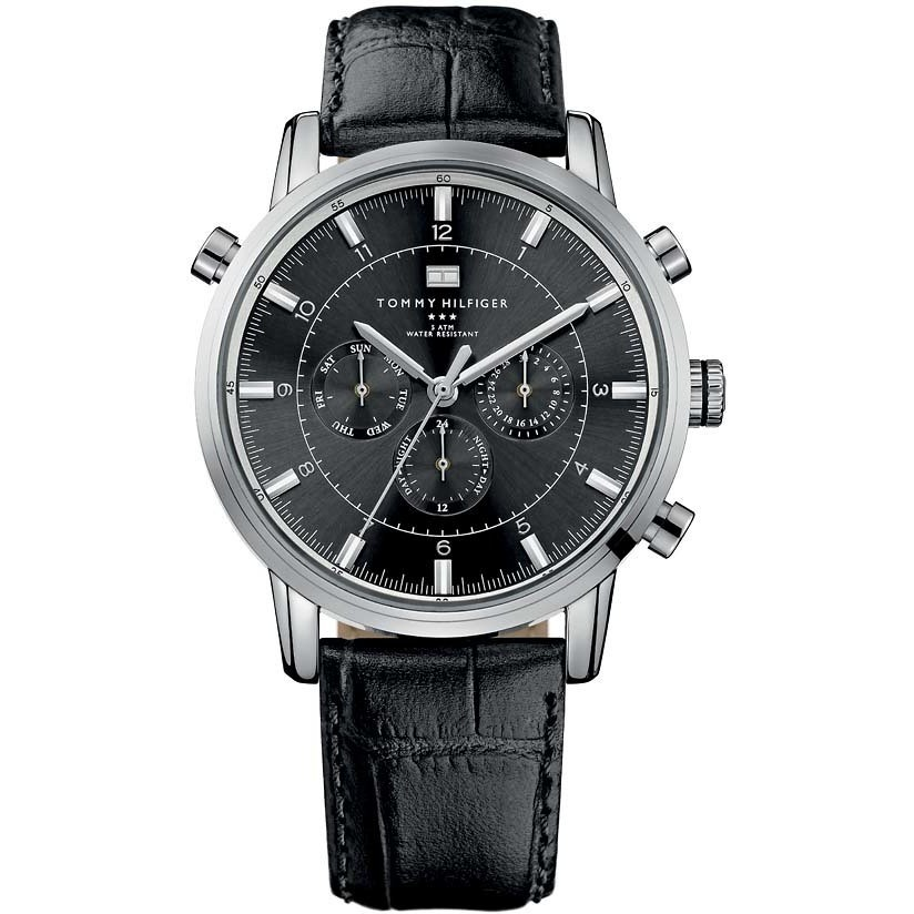 montre multifonction homme Tommy Hilfiger Harrison THW1790875