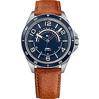 montre multifonction homme Tommy Hilfiger Ian THW1791391