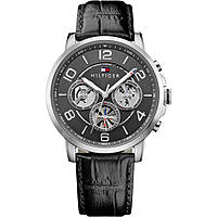 montre multifonction homme Tommy Hilfiger Keagan THW1791289