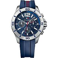 montre multifonction homme Tommy Hilfiger Nolan THW1791142
