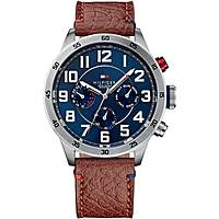 montre multifonction homme Tommy Hilfiger Trent THW1791066