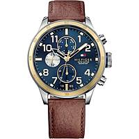 montre multifonction homme Tommy Hilfiger Trent THW1791137