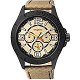 montre multifonction homme Vagary By Citizen VH0-741-90