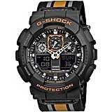 montre multifonction unisex Casio G-SHOCK GA-100MC-1A4ER