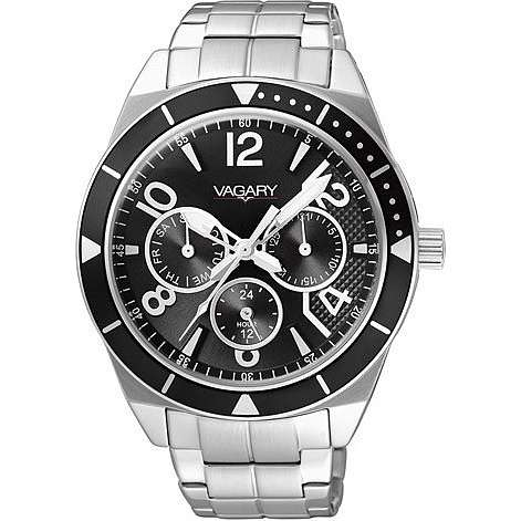 montre multifonction unisex Vagary By Citizen VH0-511-51