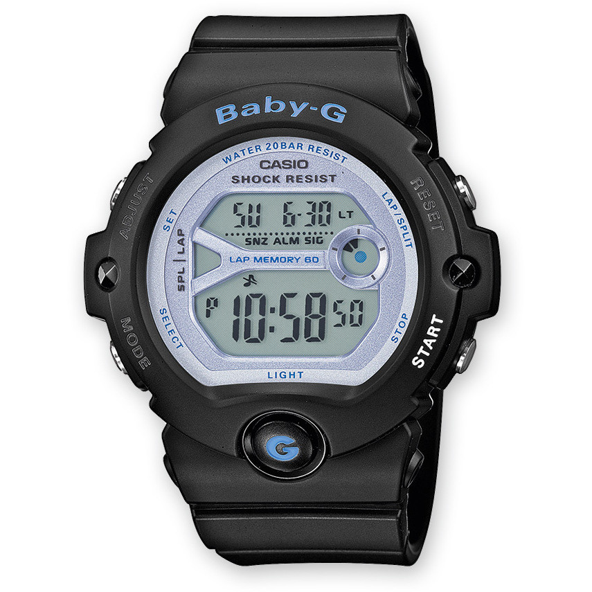 montre numérique enfant Casio BABY-G BG-6903-1ER