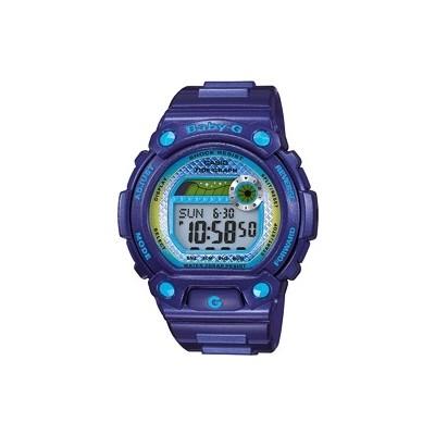 montre numérique enfant Casio BABY-G BLX-100-2ER