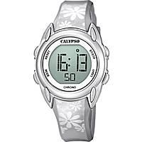 montre numérique femme Calypso Digital Crush K5735/1