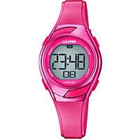 montre numérique femme Calypso Digital Crush K5738/8