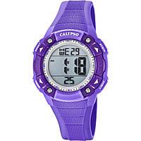 montre numérique femme Calypso Digital For Woman K5728/5