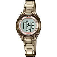 montre numérique femme Calypso Run K5737/6