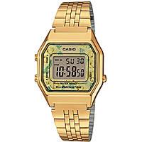 montre numérique femme Casio Retro LA680WEGA-9CEF