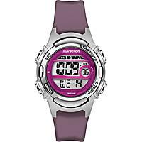 montre numérique femme Timex Marathon TW5M11100