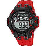 montre numérique homme Calypso Digital For Man K5696/3