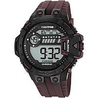 montre numérique homme Calypso Digital For Man K5696/7