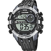 montre numérique homme Calypso Digital For Man K5729/1
