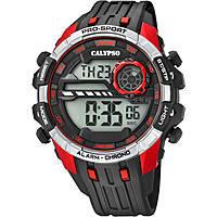 montre numérique homme Calypso Digital For Man K5729/4