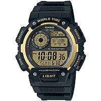 montre numérique homme Casio AE-1400WH-9AVEF