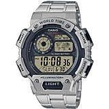 montre numérique homme Casio AE-1400WHD-1AVEF