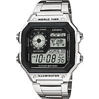 montre numérique homme Casio CASIO COLLECTION AE-1200WHD-1AVEF
