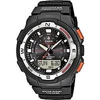montre numérique homme Casio CASIO COLLECTION SGW-500H-1BVER