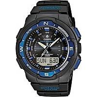 montre numérique homme Casio CASIO COLLECTION SGW-500H-2BVER