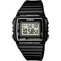 montre numérique homme Casio CASIO COLLECTION W-215H-1AVEF