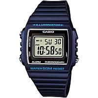 montre numérique homme Casio CASIO COLLECTION W-215H-2AVEF