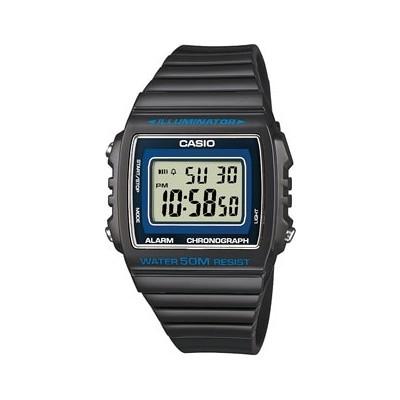 montre numérique homme Casio CASIO COLLECTION W-215H-8AVEF