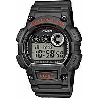 montre numérique homme Casio CASIO COLLECTION W-735H-8AVEF