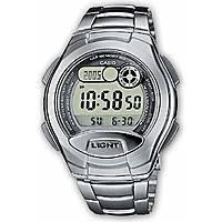 montre numérique homme Casio CASIO COLLECTION W-752D-1AVES