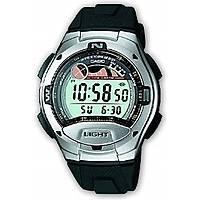 montre numérique homme Casio CASIO COLLECTION W-753-1AVES