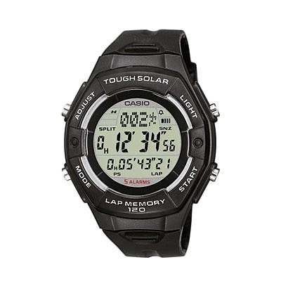 montre numérique homme Casio CASIO COLLECTION W-S200H-1AVEF