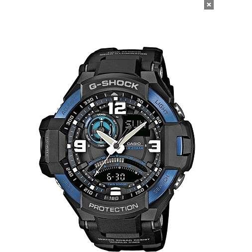 montre numérique homme Casio G-SHOCK GA-1000-2BER