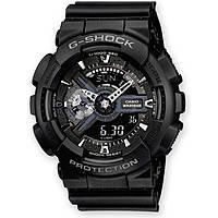 montre numérique homme Casio G-SHOCK GA-110-1BER