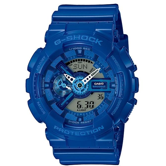 montre numérique homme Casio G-SHOCK GA-110BC-2AER