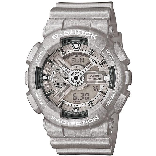 montre numérique homme Casio G-SHOCK GA-110BC-8AER