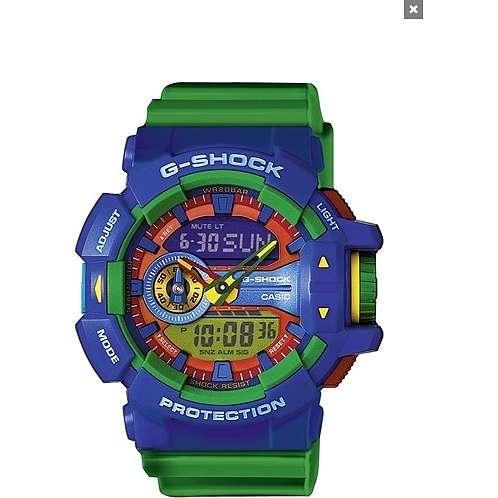 montre numérique homme Casio G-SHOCK GA-400-2AER