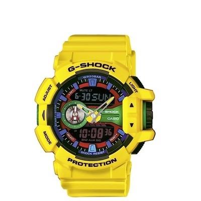 montre numérique homme Casio G-SHOCK GA-400-9AER