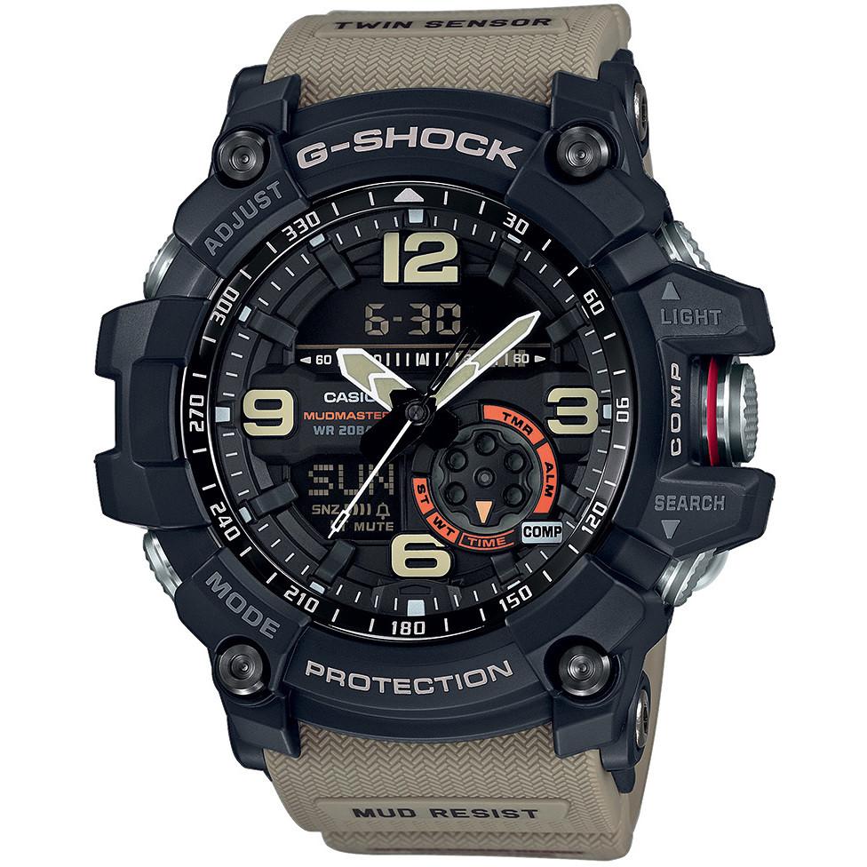 montre numérique homme Casio G-Shock GG-1000-1A5ER