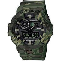 montre numérique homme Casio G Shock Premium GA-700CM-3AER