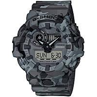 montre numérique homme Casio G Shock Premium GA-700CM-8AER