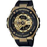 montre numérique homme Casio G Shock Premium GST-400G-1A9ER