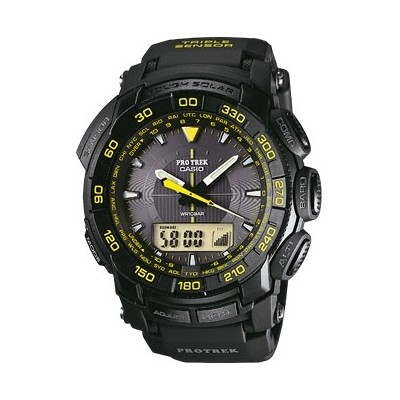 montre numérique homme Casio PRO-TREK PRG-550-1A9ER