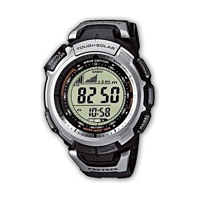 montre numérique homme Casio PRO-TREK PRW-1300-1VER