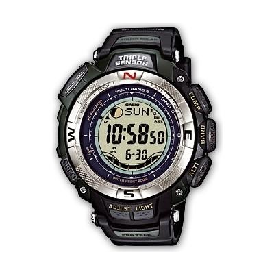 montre numérique homme Casio PRO-TREK PRW-1500-1VER